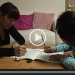 あおもり子育てネットの動画! 「子どもと向きあうシングルマザー」「がんばれイクメン」