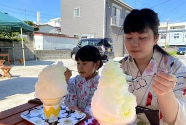 小中野新丁!デカ盛りフワフワかき氷で話題のお店に行ってきた!